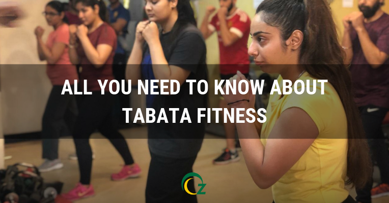 Tabata Fitness Workout